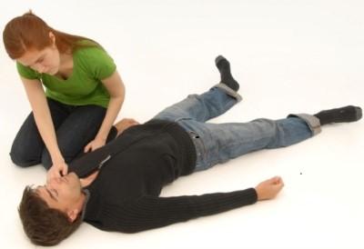 1º Socorros em caso de convulsão