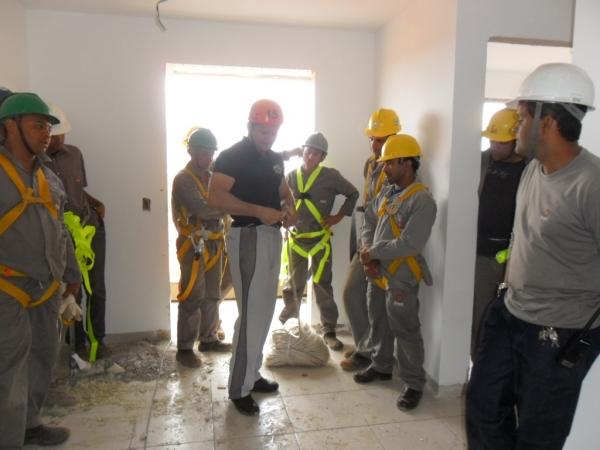 Curso de Formação de Brigadista Voluntário na Ceilândia